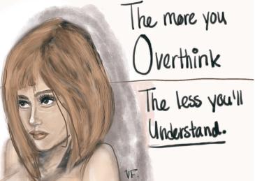 Artwork anxiety